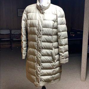 I jill coat size m